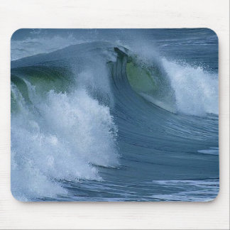 Wicked Wave Mouse Pad