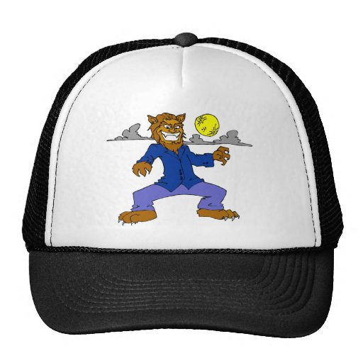 Wicked Werewolf Hat