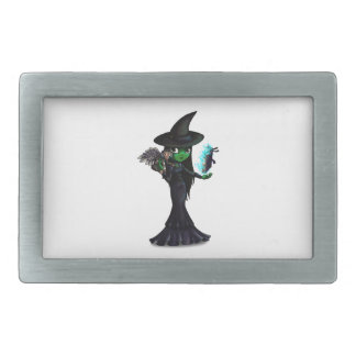 Wicked Witch Belt Buckles