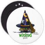 Wicked Witch button