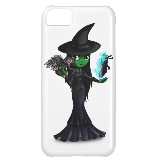 Wicked Witch Cover For iPhone 5C