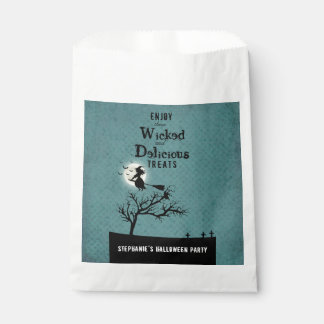 Wicked Witch Favor Bag