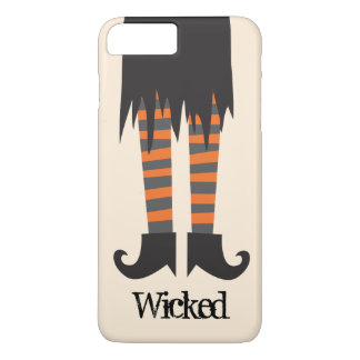 Wicked Witch Funny Halloween iPhone 7 Plus Case