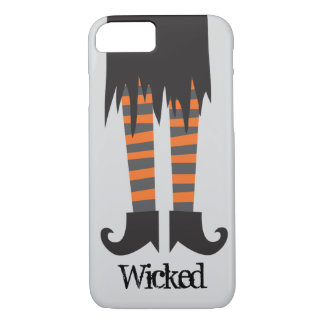 Wicked Witch Funny Halloween iPhone 8/7 Case