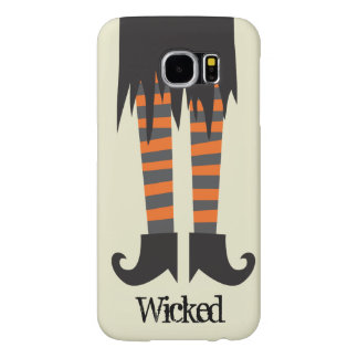 Wicked Witch Funny Halloween Samsung Galaxy S6 Case