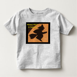 Wicked Witch in Training Shirts