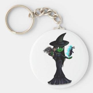 Wicked Witch Keychain
