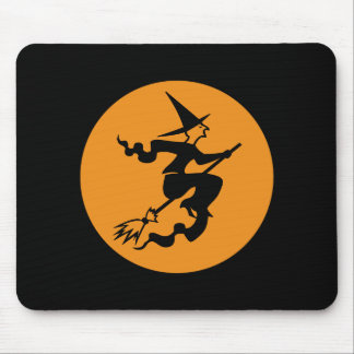 Wicked Witch Mouse Pad