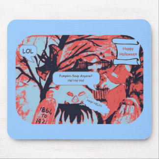 Wicked Witch of Halloween 2 Mouse Pad