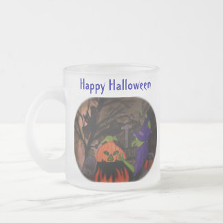 Wicked Witch of Halloween Mugs