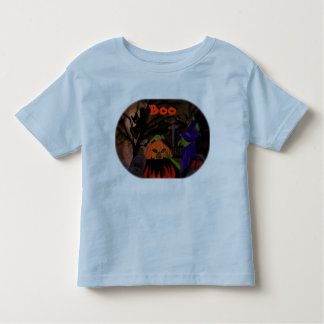 Wicked Witch of Halloween Toddler T-shirt