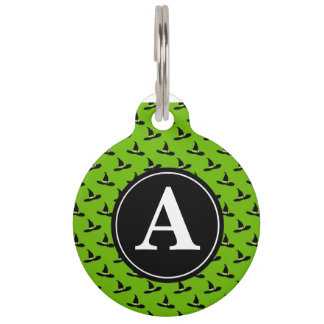 Wicked Witch of the West Oz Monogram Pet Tag
