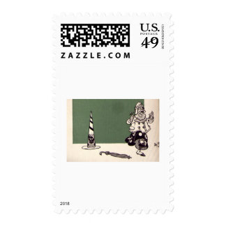 Wicked Witch Of The West Stamps