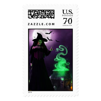 Wicked Witch Postage