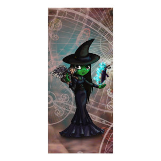 Wicked Witch Rack Card