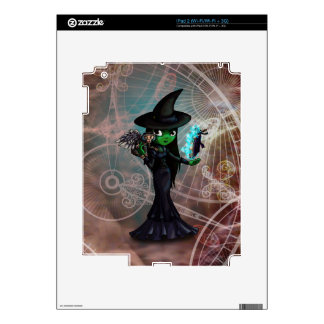 Wicked Witch Skins For The iPad 2