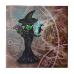 Wicked Witch Tiles