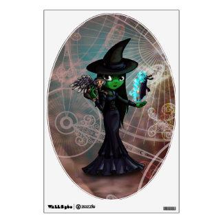 Wicked Witch Wall Sticker