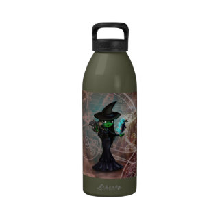Wicked Witch Reusable Water Bottle