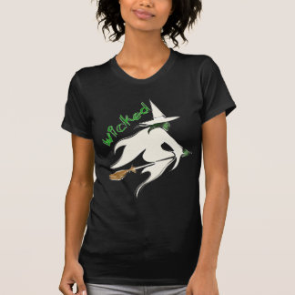 Wicked Witch White T Shirt