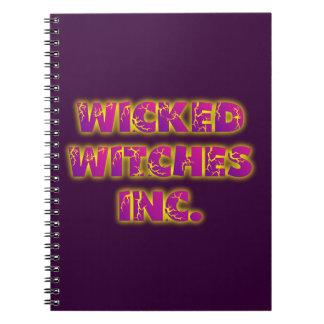 wicked witches inc spiralblock