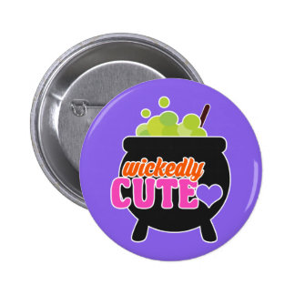 Wickedly Cute Pins