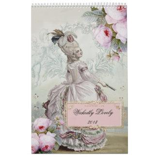 Wickedly Lovely 2013 Calendar