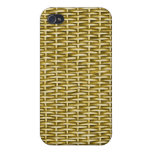 Wicker Basket Textured iPhone 4/4S Covers