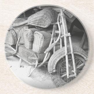 Wicker Bike Coaster