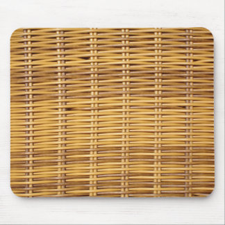 Wicker Mouse Pad
