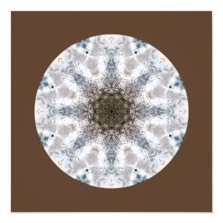 Wickerstar Mandala Art Card