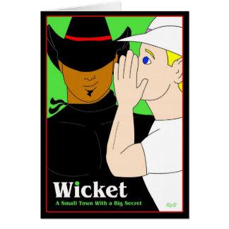 Wicket: Gay Birthday Greeting Card