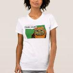 Wicket Warrick Ewok cómico Camisetas