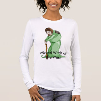 Wicket Witch! Long Sleeve T-Shirt