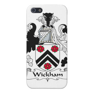 Wickham Family Crest Covers For iPhone 5