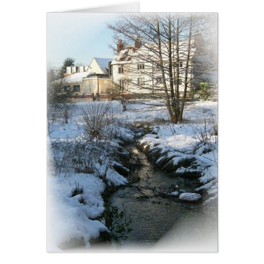 Wickham Water Meadows C1 Card