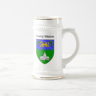 Wicklow Beer Stein 18 Oz Beer Stein