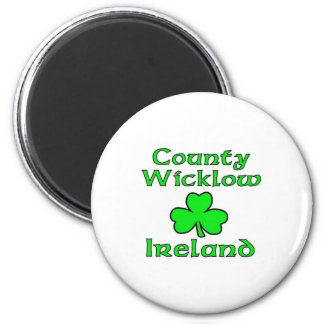 Wicklow, Ireland Magnet