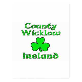 Wicklow Irlanda Postal