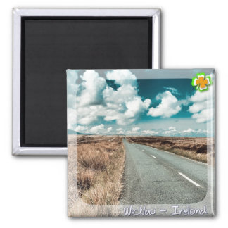Wicklow 2 Inch Square Magnet