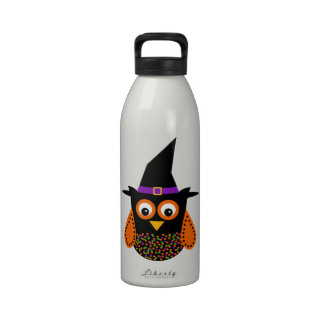 Wicky the Adorable Witch Water Bottles