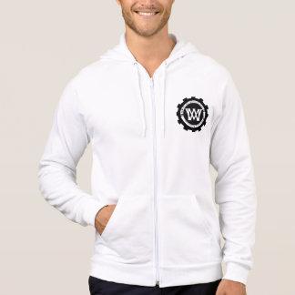 Widderfirefly zip up hoodie
