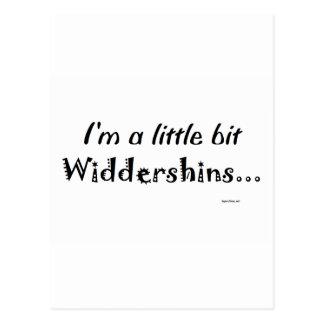 Widdershins Postcard