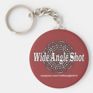 Wide Angle Shot Keychain