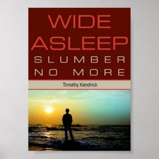 Wide Asleep Poster