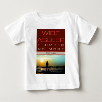 Wide Asleep Promotional Baby T-Shirt
