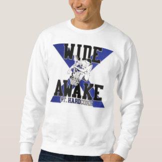 Wide Awake CT crewneck Pullover Sweatshirt