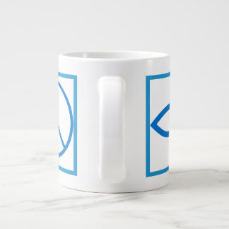 Wide Awake Large Coffee Mug
