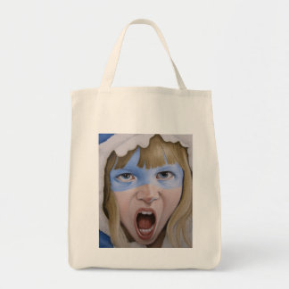 Wide Bottom tote
