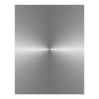 "wide circular steel 8.5"" x 11"" flyer"
